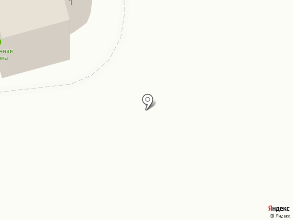 Солнечная поляна на карте Чернолучья