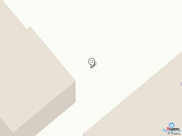 Почтовое отделение №518 на карте Чернолучья