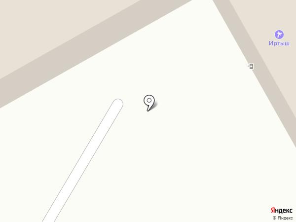 МиР на карте Чернолучья