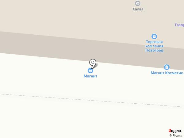 Банкомат, Альфа-банк на карте Лузино