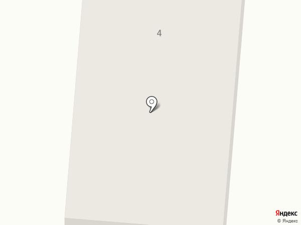 Кошкин дом на карте Лузино
