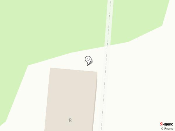 КредитСервис на карте Лузино