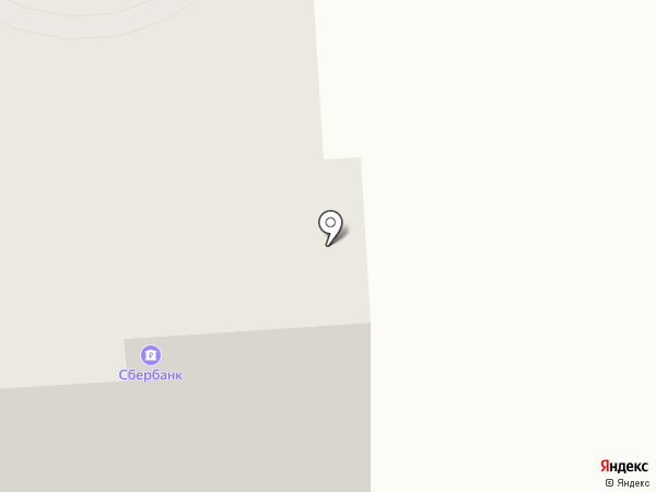 Банкомат, Сбербанк, ПАО на карте Лузино