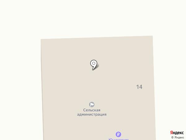 Лузинское отделение полиции на карте Лузино