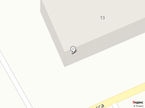 Отдел ветеринарии города Караганды на карте Караганды
