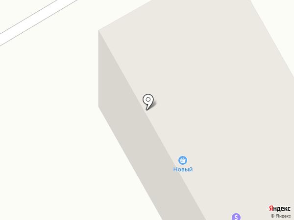 Новый на карте Караганды