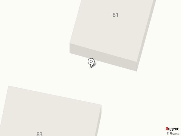 Продовольственный магазин на карте Караганды