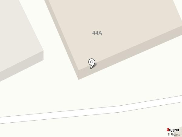 Центр технического осмотра на карте Караганды