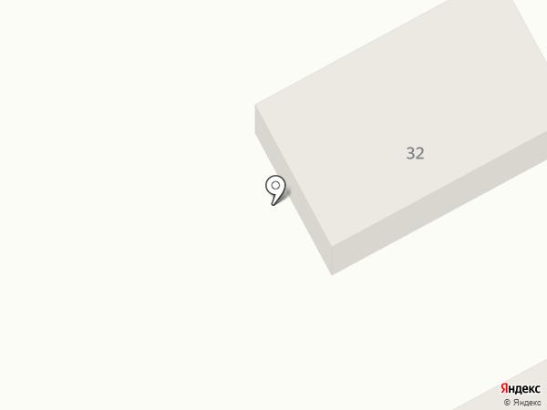 Halker на карте Караганды
