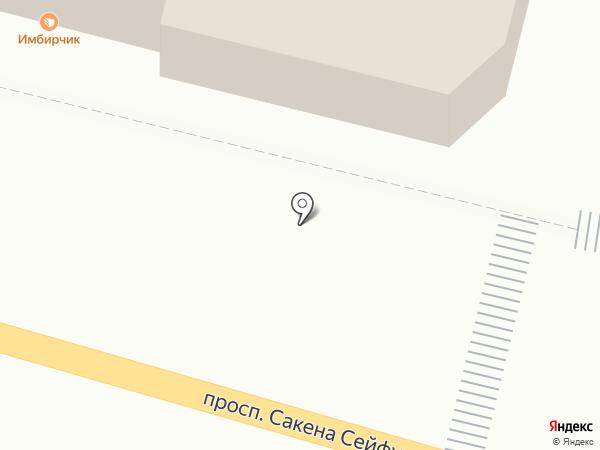Perekus на карте Караганды