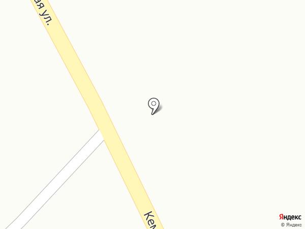 Гульшан на карте Караганды