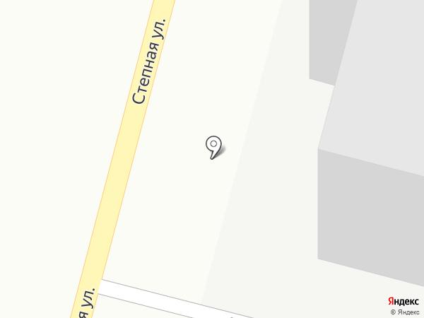 Лека, ТОО на карте Караганды