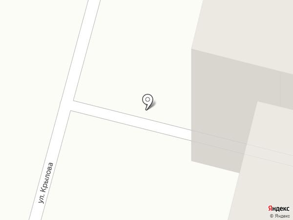 Караганда Эксперт Проект, ТОО на карте Караганды