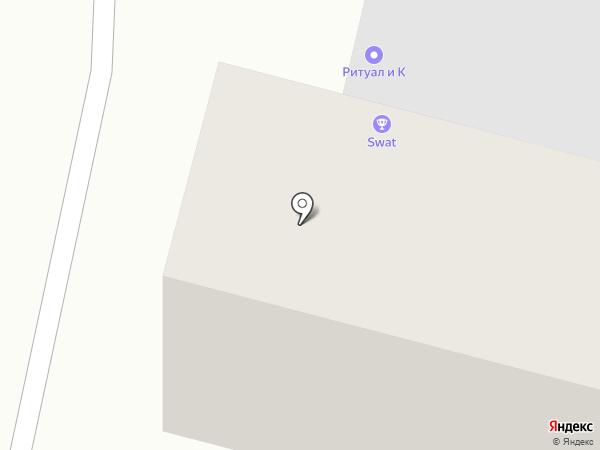 Volkswagen центр на карте Караганды
