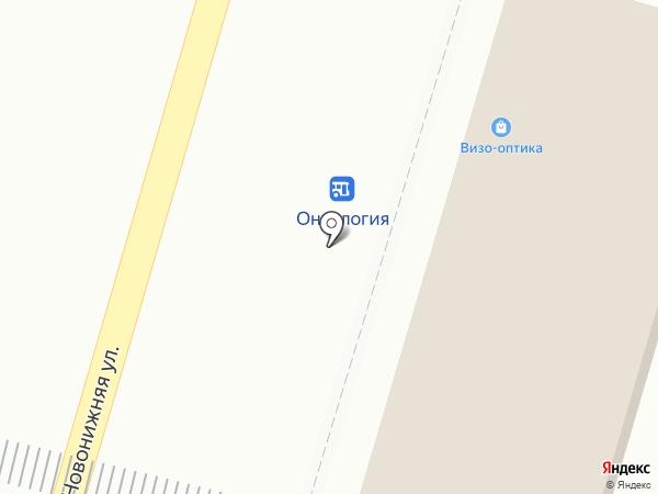 VISTCOM, ТОО на карте Караганды