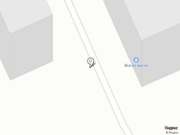 ПромАльпСтрой на карте Караганды