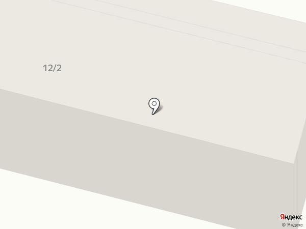 Мичуринец на карте Караганды