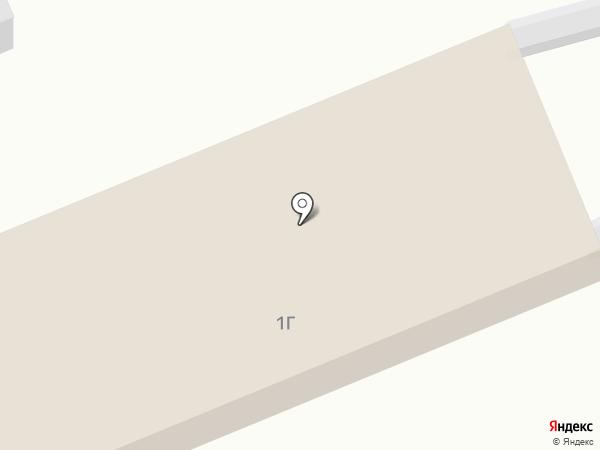 Торгово-производственная компания на карте Караганды