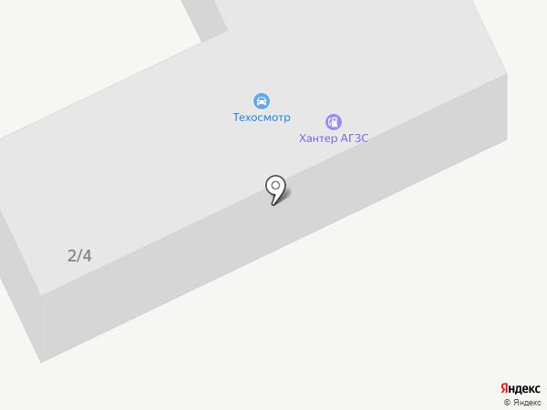 ГАЗОЙЛПРОМ на карте Караганды