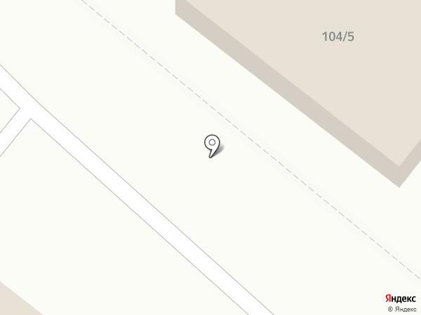 Топарские теплицы на карте Караганды