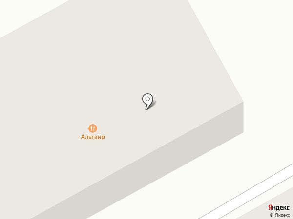Фаворит на карте Караганды