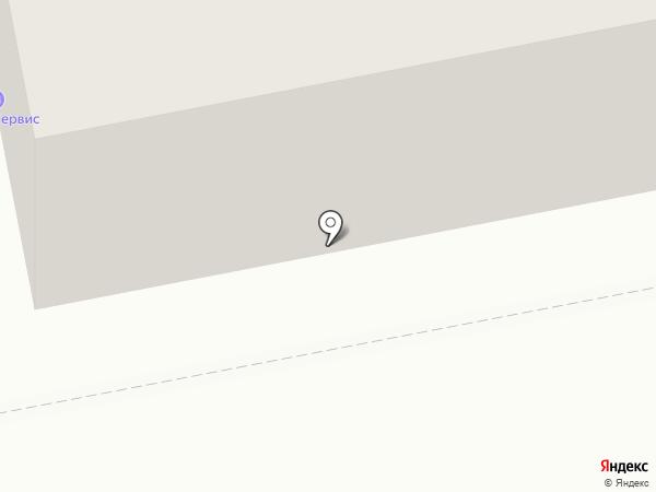 Вера Элисс на карте Караганды
