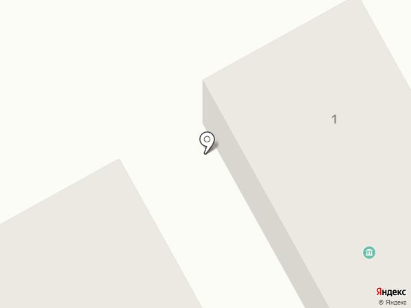 Карагандинская областная спецбиблиотека для незрячих и слабовидящих граждан на карте Караганды