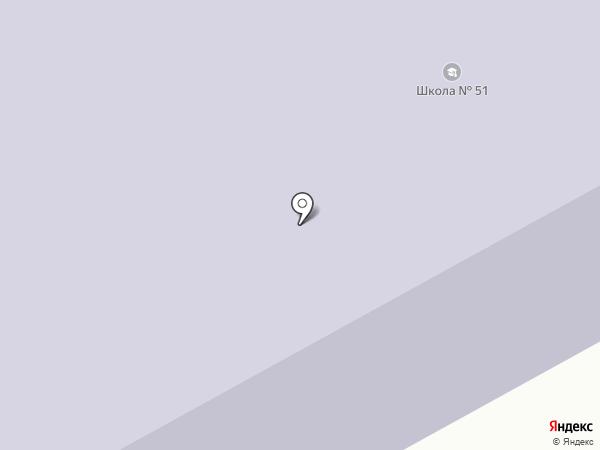 Отан на карте Караганды