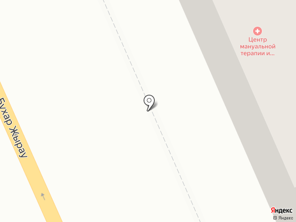 АрселорМиттал Темиртау на карте Караганды