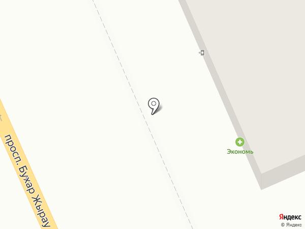 ZODIAK на карте Караганды