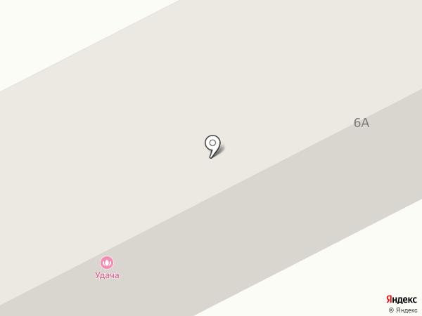 Ежик на карте Караганды