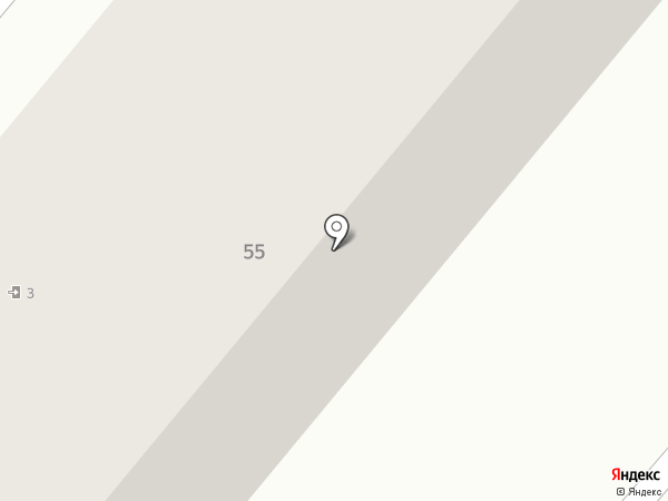 Бизнес Микс, ТОО на карте Караганды