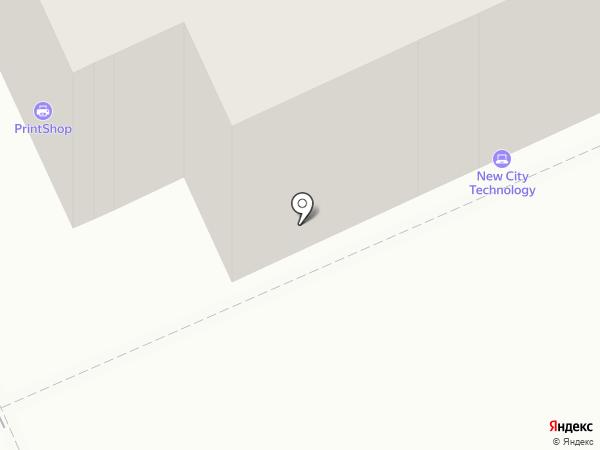 TechnoLab на карте Караганды