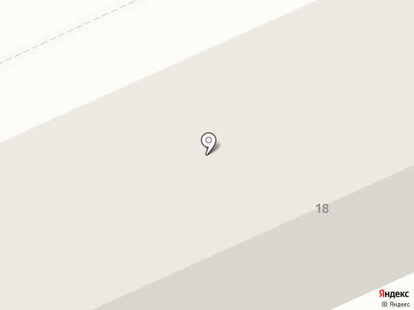 Umbrella на карте Караганды