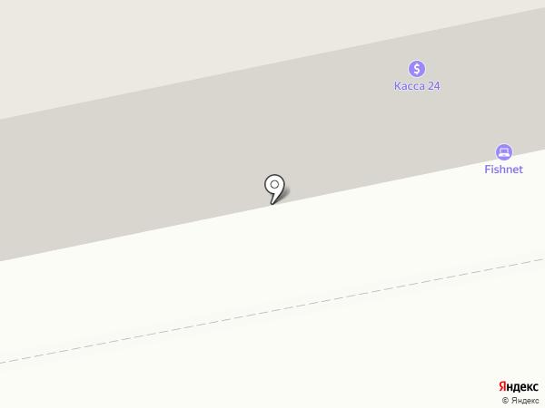 Нотариус Шагирова Р.Р. на карте Караганды