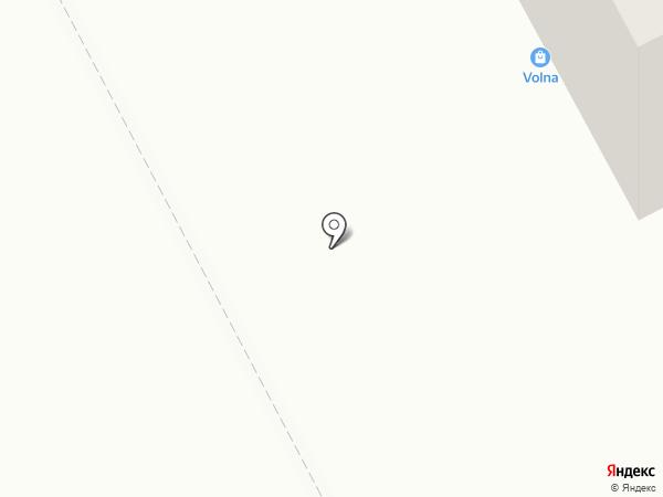 Оранж на карте Караганды