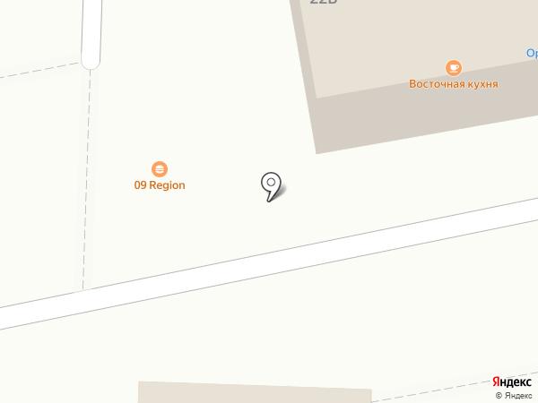 Купи Донер на карте Караганды