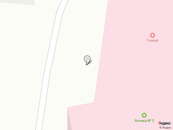 Ребенок Индиго на карте Караганды