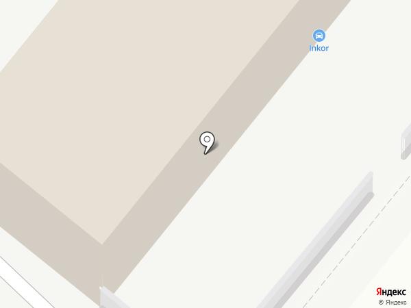 Восток-Сервис-Спецкомплект на карте Караганды