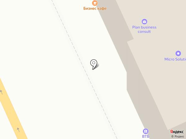 АРКАДА на карте Караганды