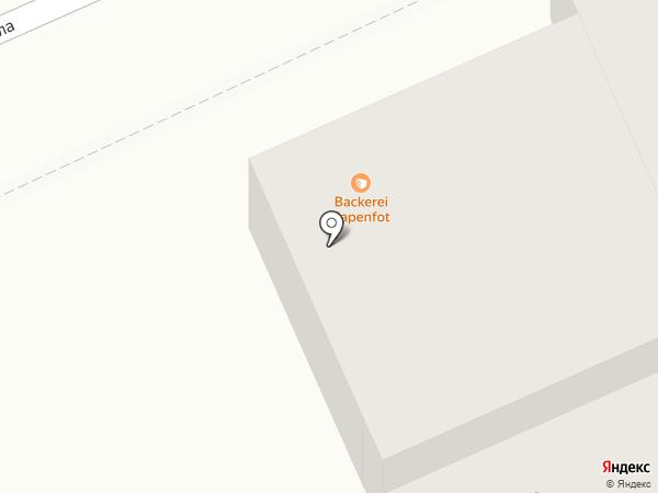 Backerei на карте Караганды