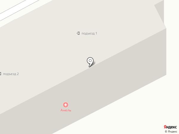 Любимый на карте Караганды