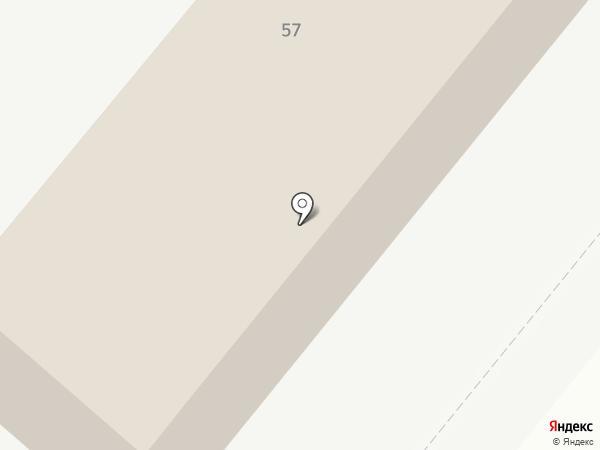 Автосервис по ремонту развал-схождения на грузовые и легковые автомобили на карте Караганды