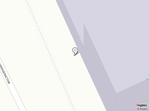 Информационные технологии на карте Караганды