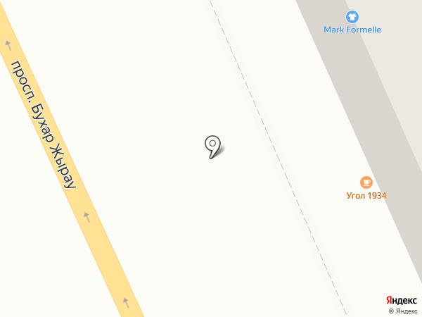 BUFFET на карте Караганды