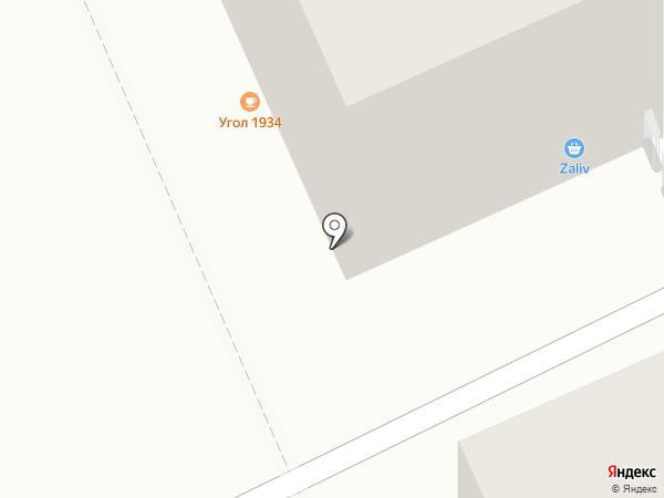 ZALIV на карте Караганды