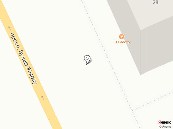 STEAMPUNK на карте Караганды