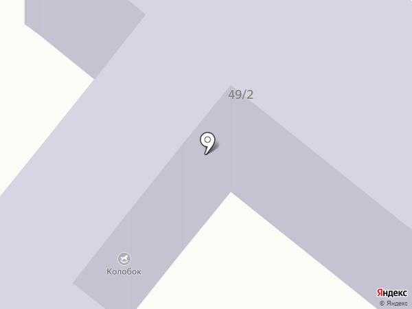 Современный многопрофильный колледж, ЧУ на карте Караганды