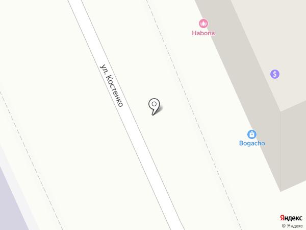 Bogacho на карте Караганды