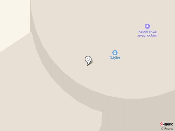 Center telecom на карте Караганды